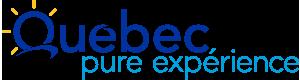 Québec pure expérience Logo